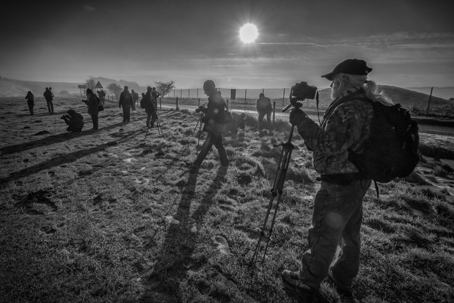Reflex Camera Club club trip to Stonehenge & the surrounding area | Image by Mark Stone