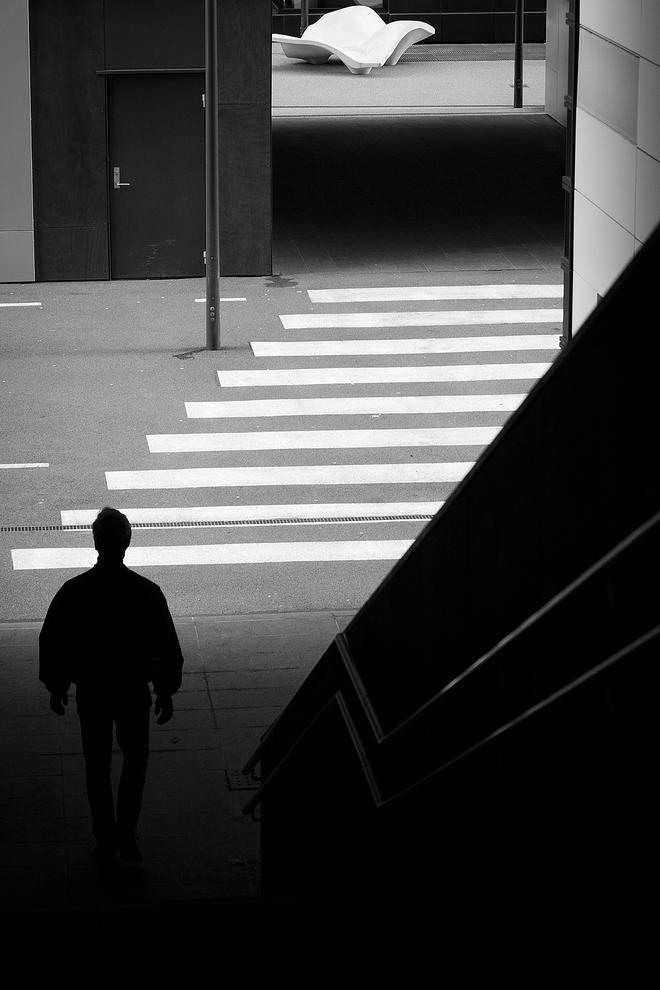 Henning S Pettersen, Silhouettes of Oslo, Oslo, Norway.