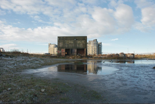 Abandoned Structure Granton by Robert Davies