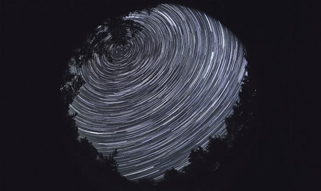 Charlotte Pegg, Star Trail