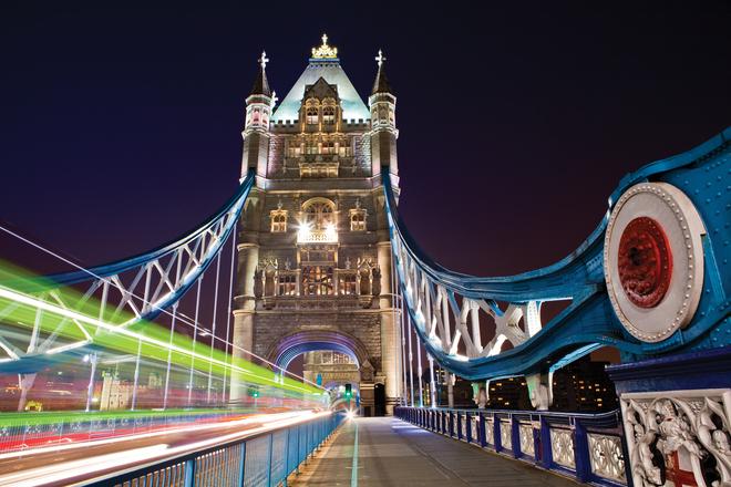 Tower Bridge by Chris Dorney