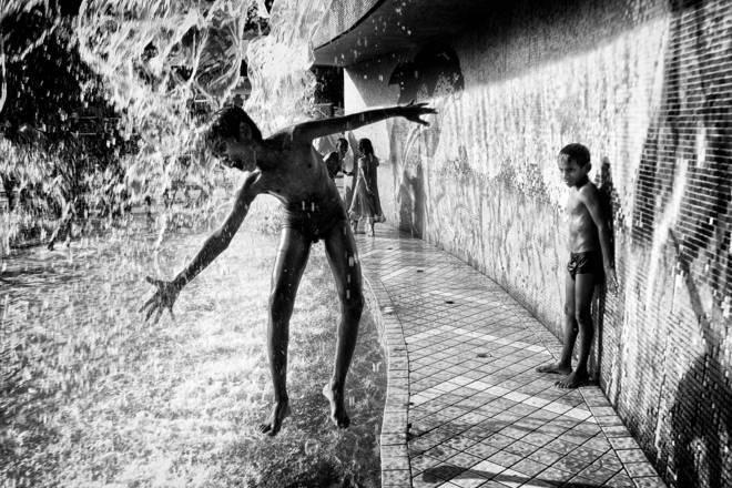 Vinod Babu, Water a Medium of Joy
