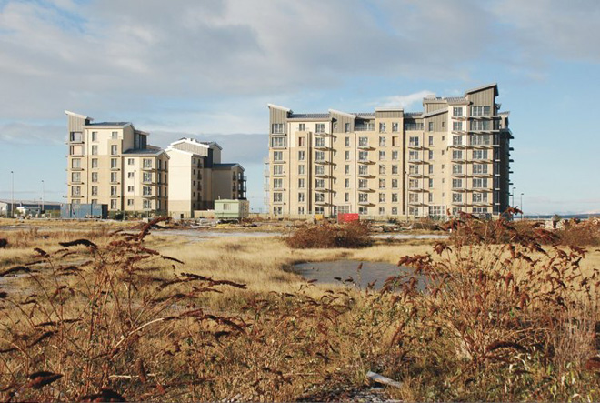 Development Project Granton by Robert Davies