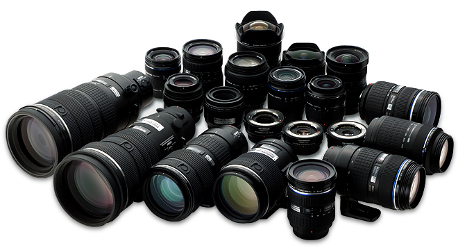 Digital SLR Lenses