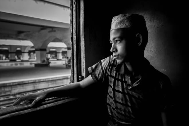 Kazi Sudipto Rahman, The Light of Innocence.