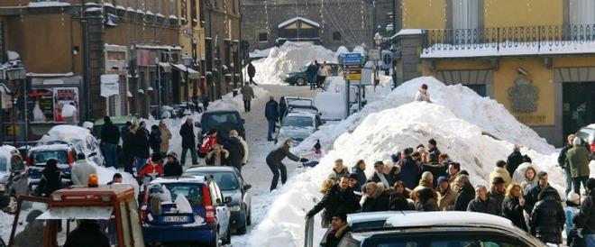 Snow Help Faupel Joshua