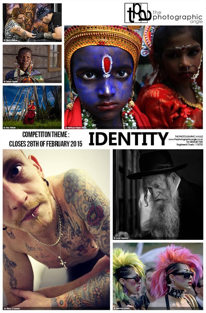Identity inspiration images