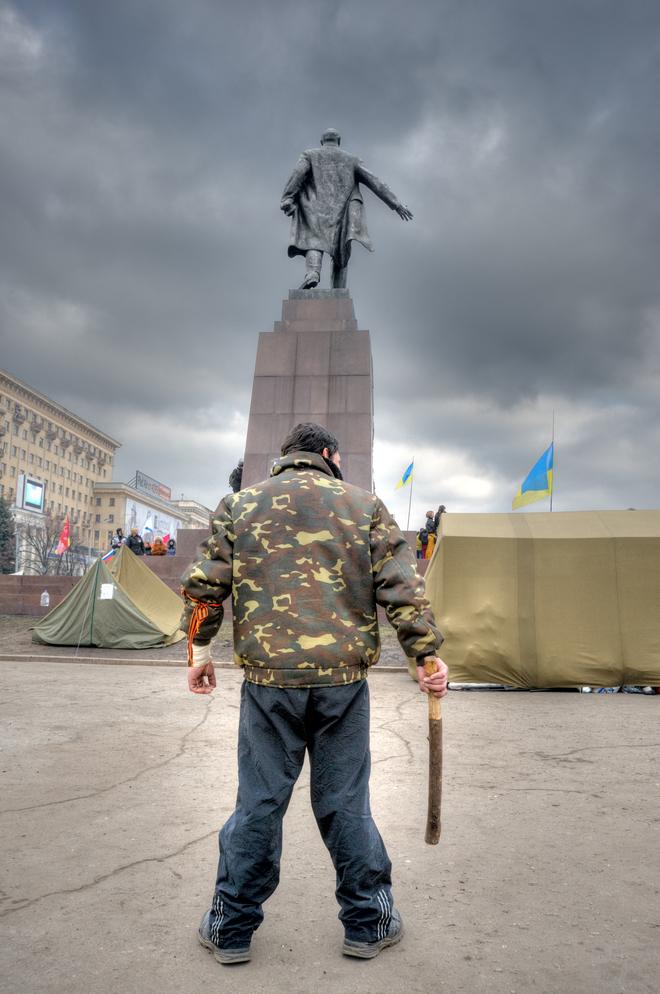 Alexey Samoylenko, The Present and the Past.