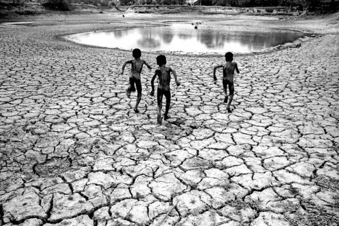 Debashis Mukherjee, Life and Water