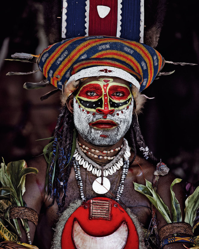 Jimmy Nelson Before They Pass Away Tribe Papua New Guinea