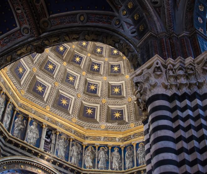 John Massey, Duomo Siena.