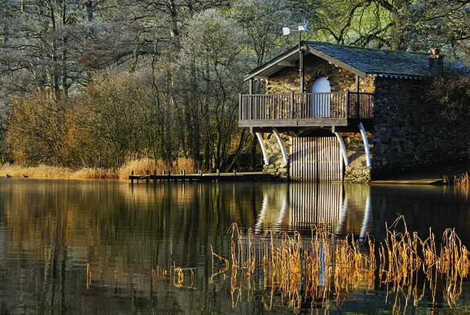 Martin Parratt, Ullswater Boathouse, Cumbria.