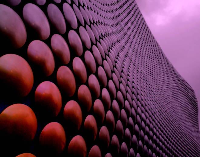 Marc Edwards, Selfrides Building, Birmingham.