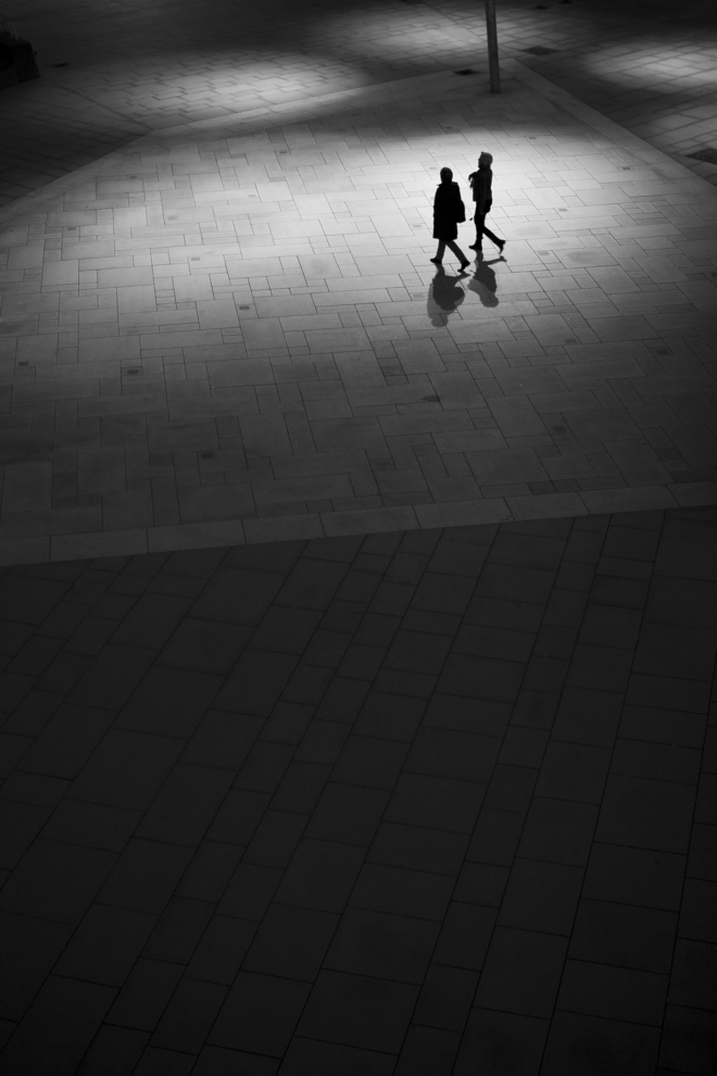 Henning Pettersen, Silhouettes of Oslo, Norway.