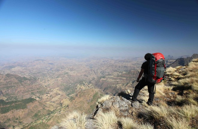 Simien Maurice Schutgens, Simien Mountains, Ethiopia.