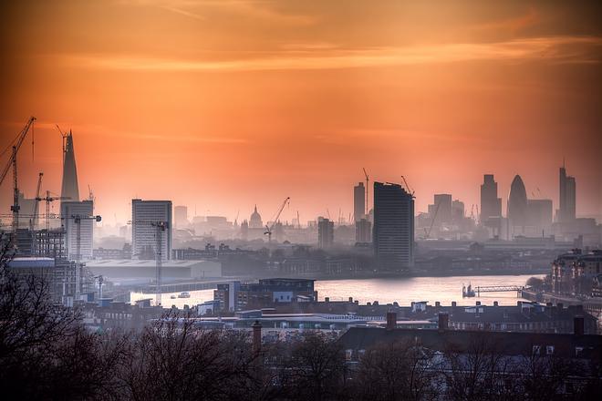 Michael Murphy, Sunset Smog.